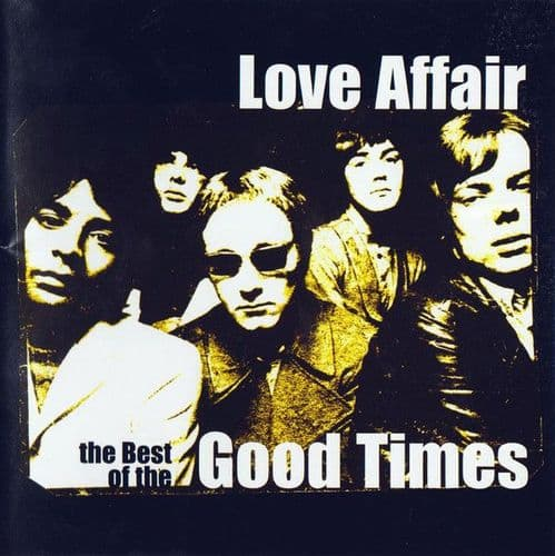 The Love Affair<br>The Best Of The Good Times<br>CD, Comp